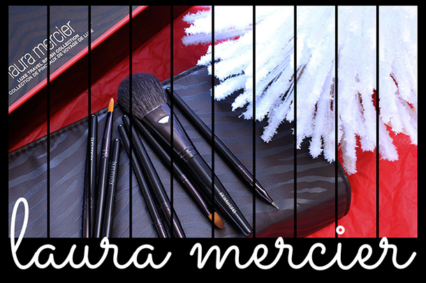 Laura Mercier Luxe Travel Brush Collection Review