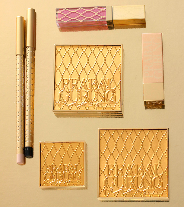 MAC Prabal Gurung Collection limited edition packaging