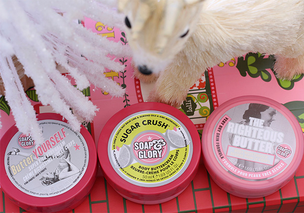 Soap & Glory All the Right Smoothes (2)