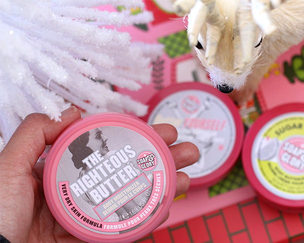 Soap & Glory All the Right Smoothes (3)