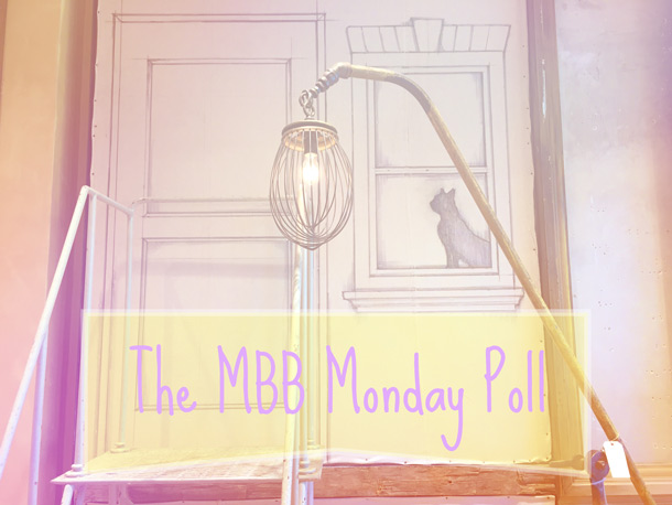 The Makeup and Beauty Blog Monday Poll for November 17, 2014
