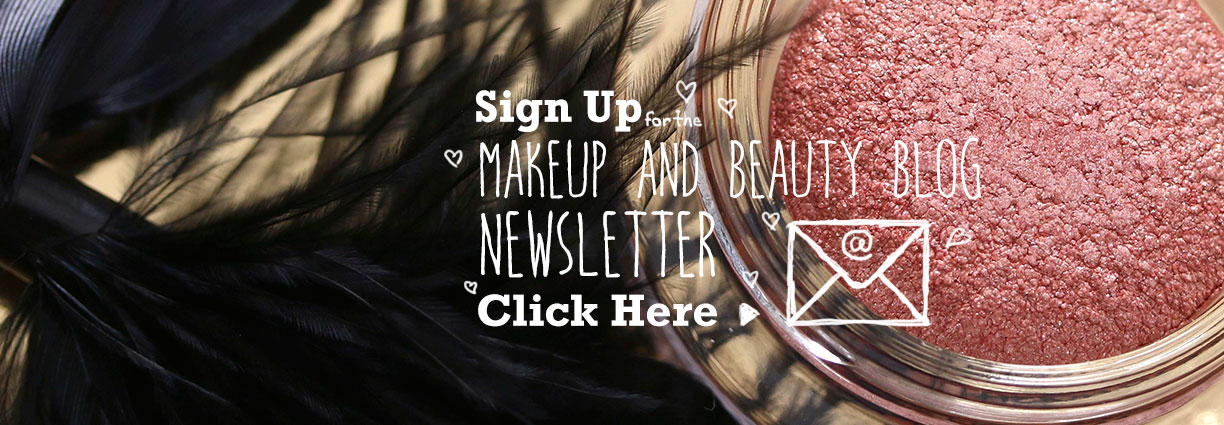 Subscribe to Makeup and Beauty Blog