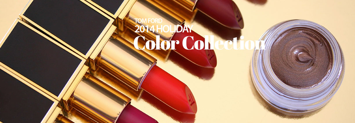 Tom Ford Holiday 2014 Color Collection