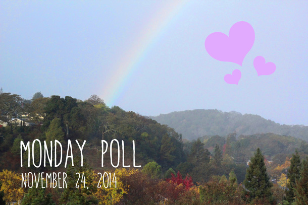 The Makeup and Beauty Blog Monday Poll for November 24, 2014