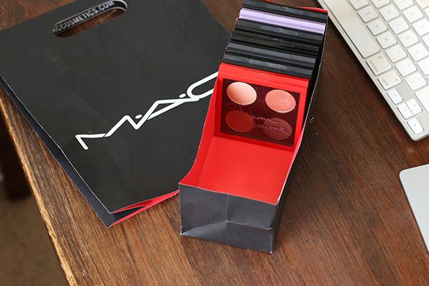 DIY Makeup Storage Hacks