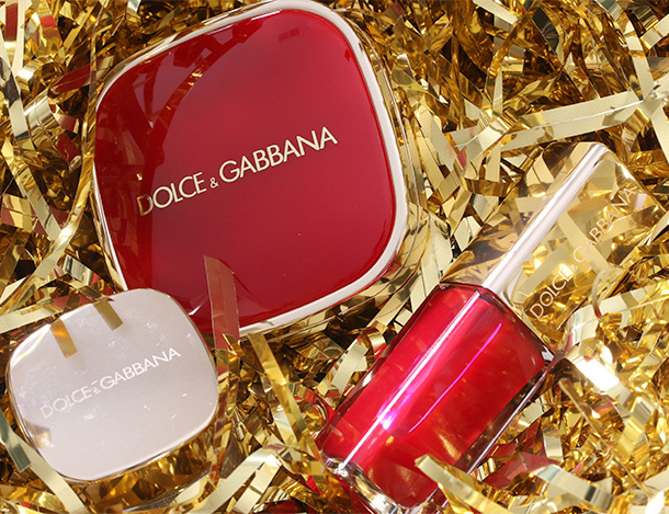 Dolce and gabbana holiday