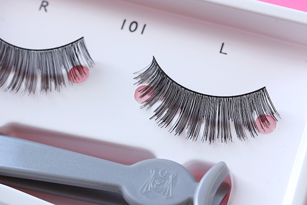 Eylure No 101 false lashes