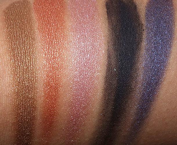 Le Metier de Beaute Obsidian Odyssey Eye Shadow Kaleidoscope Palette