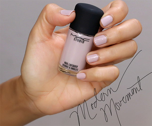 MAC Modern Movement Studio Nail Lacquer
