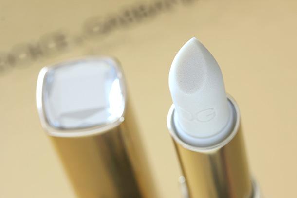 Dolce & Gabbana Shine Lipstick in Crystal 46