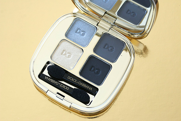 Dolce & Gabbana Smooth Eye Colour Quad in Smokey Eyes Dust 103