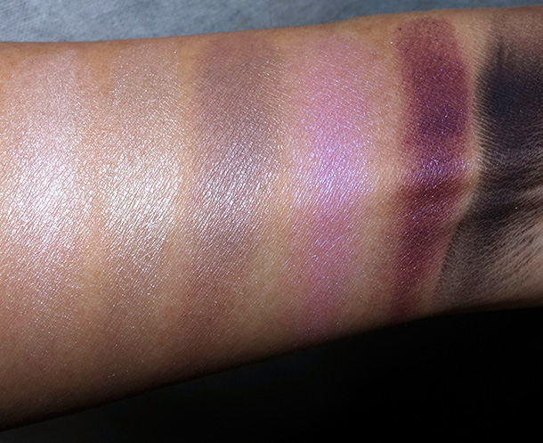 MAC Toledo Eye Shadow X 6 in Violetwink