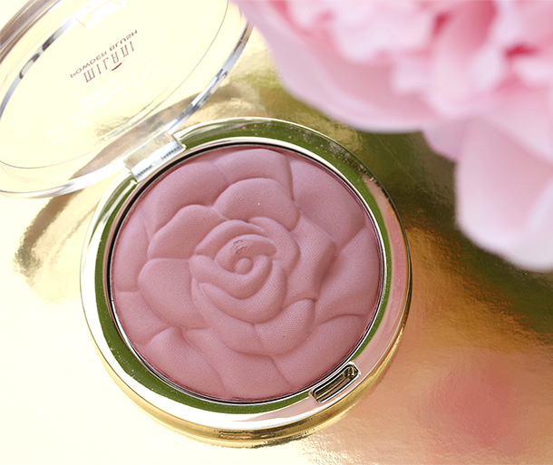 Milani Rose Powder Blush in Romantic Rose