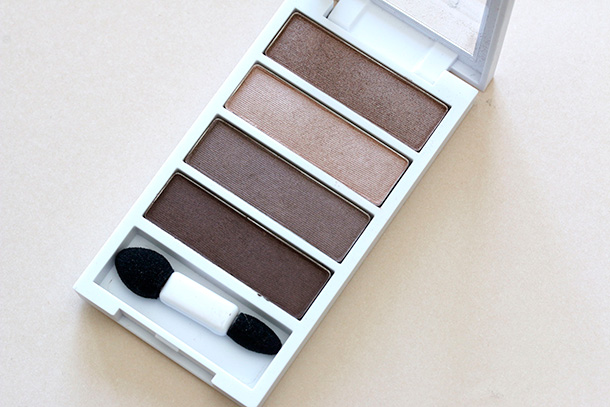 Neutrogena Nourishing Long Wear Eye Shadow + Built-In Primer in Cocoa Mauve 40
