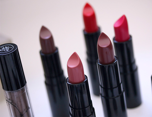 Rouge Bunny Rouge Sheer Lipsticks