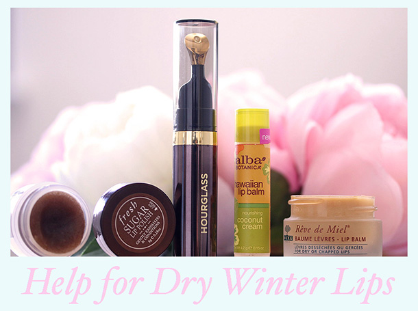 Help for Dry Winter Lips