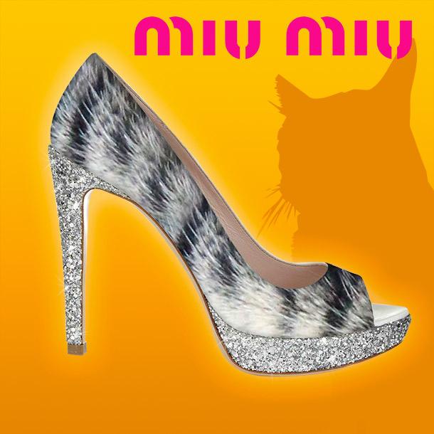 Tabs for Miu Miu Tabby Heels
