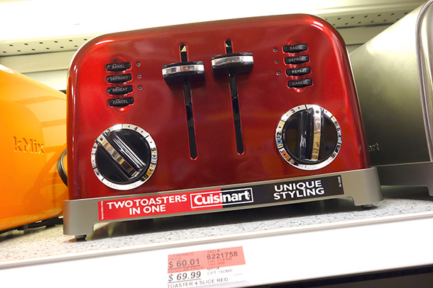 Cusinart Double Toaster