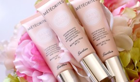 The new Guerlain Baby Glow Light-Revealing Sheer Foundation