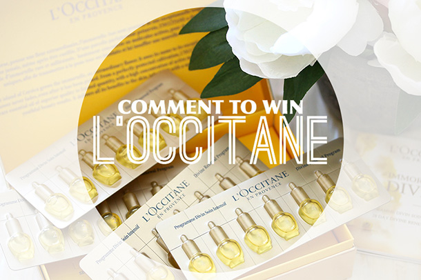 L'Occitane 28 Days Divine Renewal Program