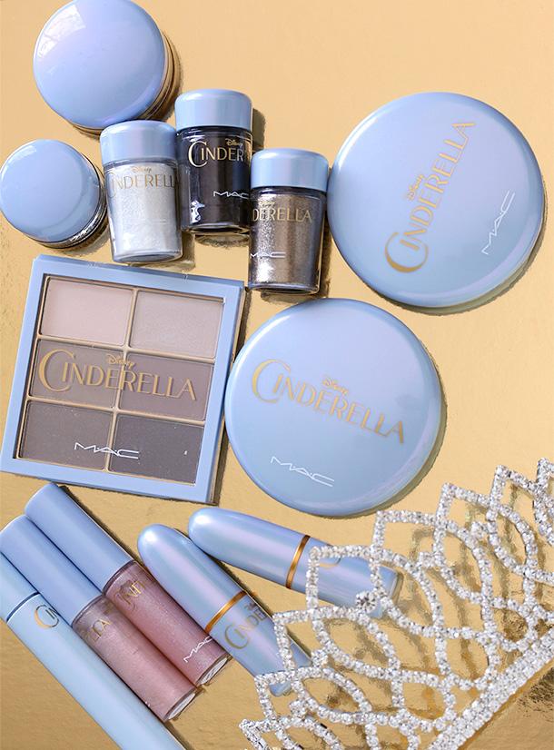 The new MAC Cinderella Collection