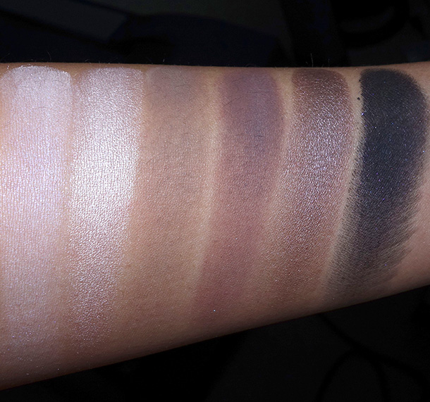 MAC Eyeshadow X 6 in Stroke of Midnight
