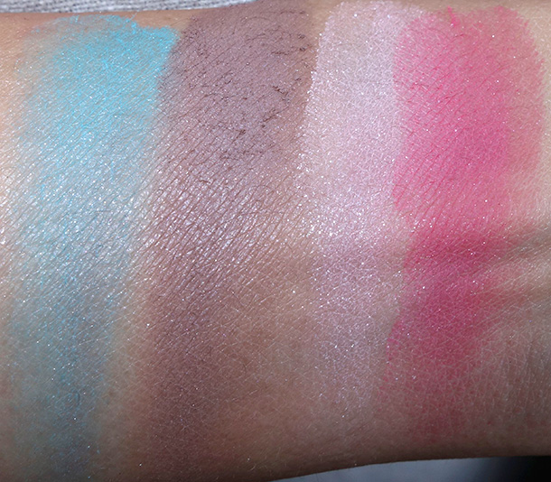 Paul & Joe Face & Eye Color in CS 094 Swatches