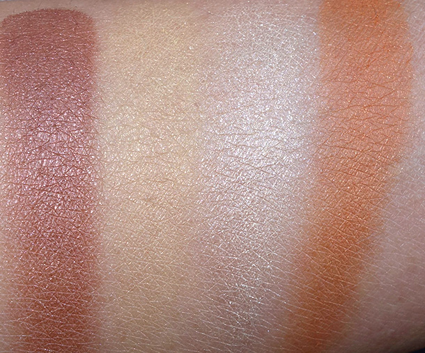 Paul & Joe Face & Eye Color in CS 095 Swatches
