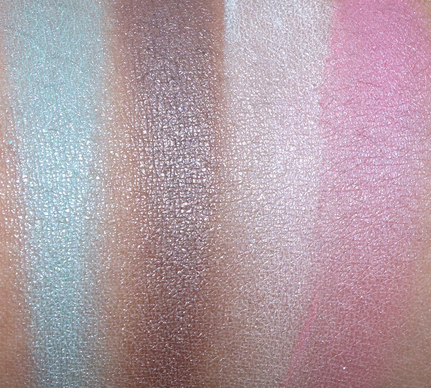 Paul & Joe Face & Eye Color in CS 096 Swatches