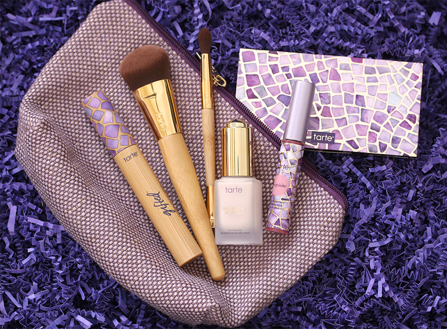 Tarte Miracles fron the Amazon 6-Piece Collection (1)
