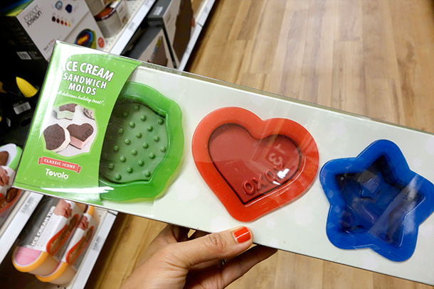 Tovolo Ice Cream Sandwich Molds