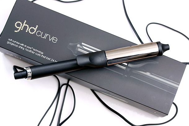 High End Heat Styling For High End Hair With The Ghd Curve