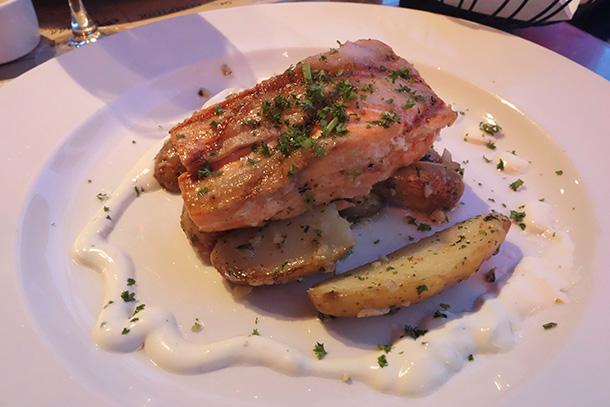 Chez Maman Salmon