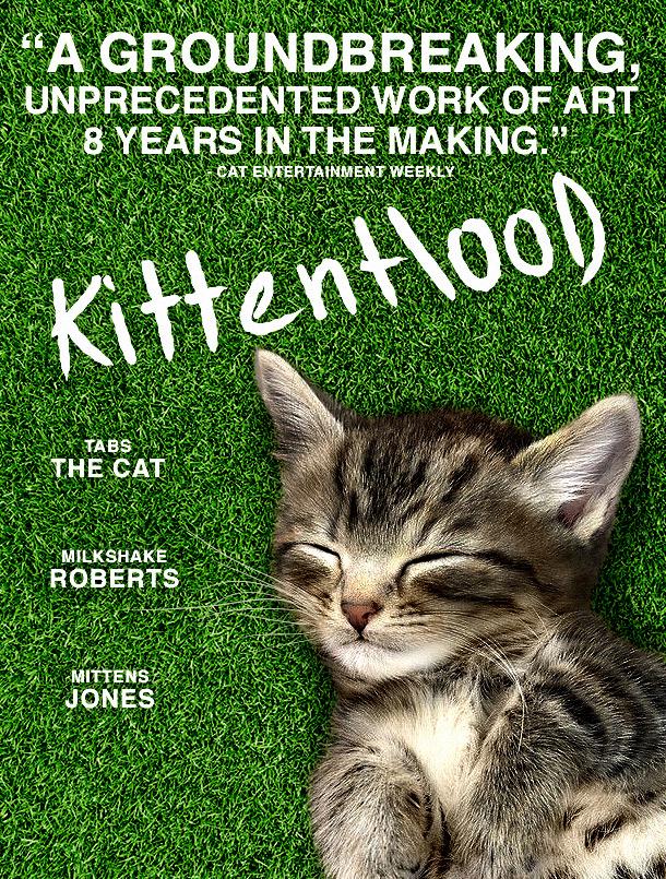 Tabs the Cat, Kittenhood