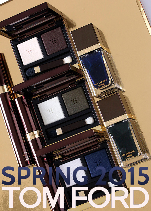 The Tom Ford Spring 2015 collection
