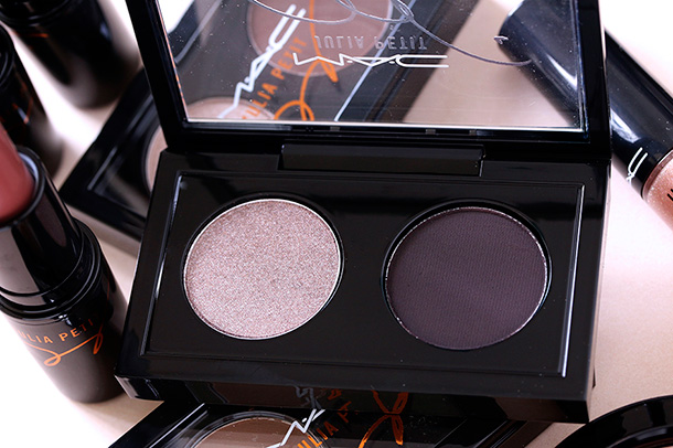 MAC Julia Petit Eye Shadow X 2 in Sagu