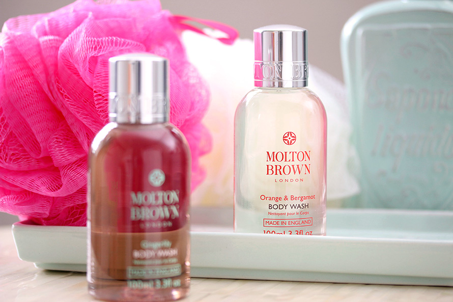 Molton Brown Orange & Bergamot Body Wash