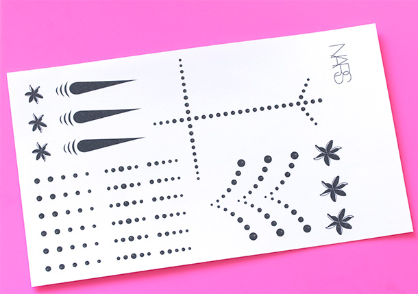 NARS Temporary Tattoos