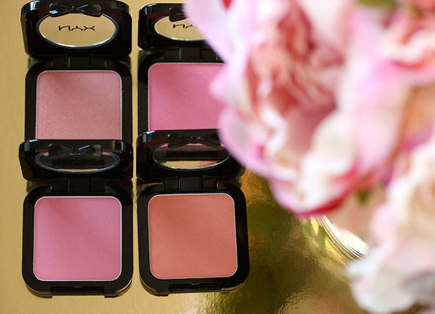 NYX High Definition Blush in Baby Doll