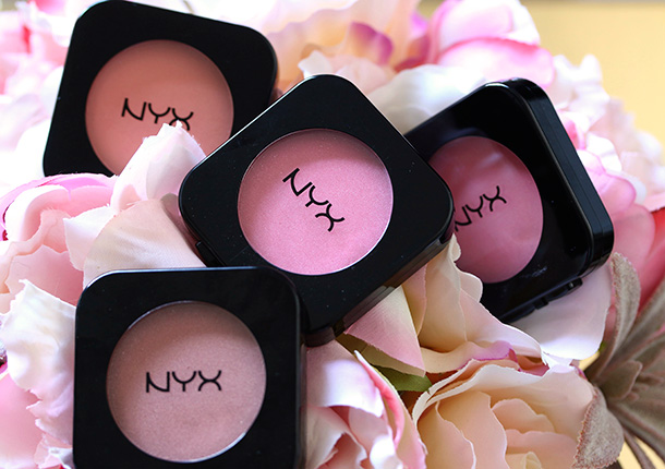 NYX High Definition Blushes