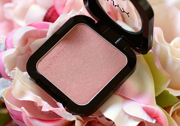 NYX High Definition Blush in Rose Gold