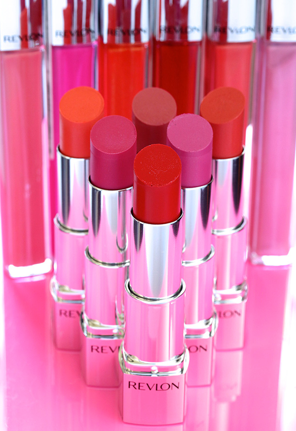 Revlon Ultra HD Lipsticks and Lip Lacquers
