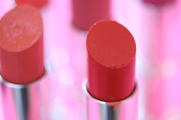 Revlon Ultra HD Lipstick in Poppy