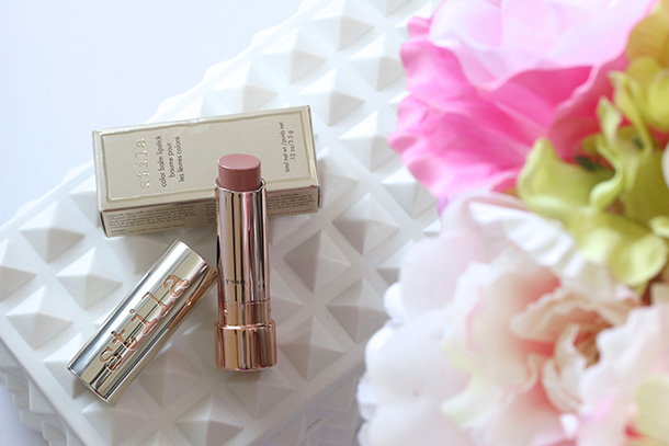 Stila Nude Interlude Color Balm Lipstick in Sophie