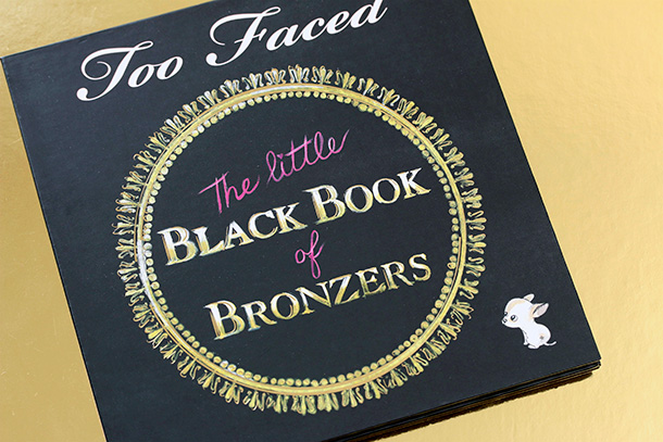 The Little Black Book of Bronzers Bronzer Collection