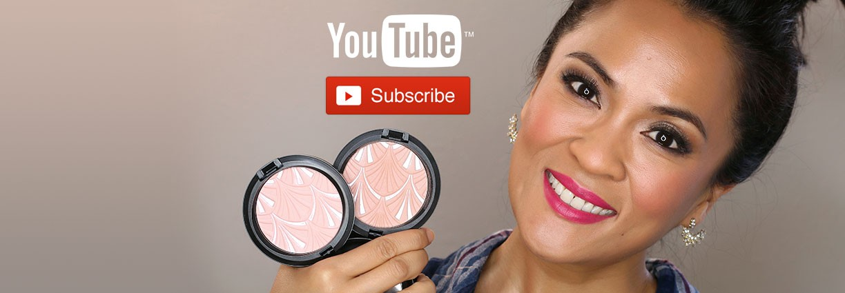 Makeup and Beauty Blog on YouTube