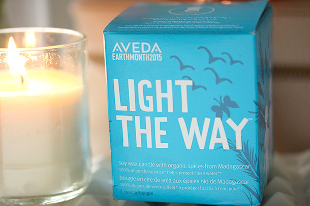 aveda light the way