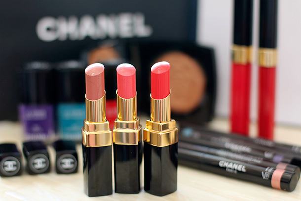 chanel summer 2015 rouge coco