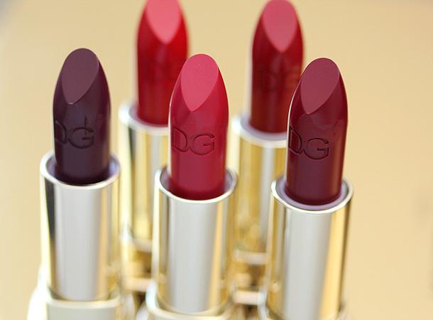 dolce gabbana matte lipstick