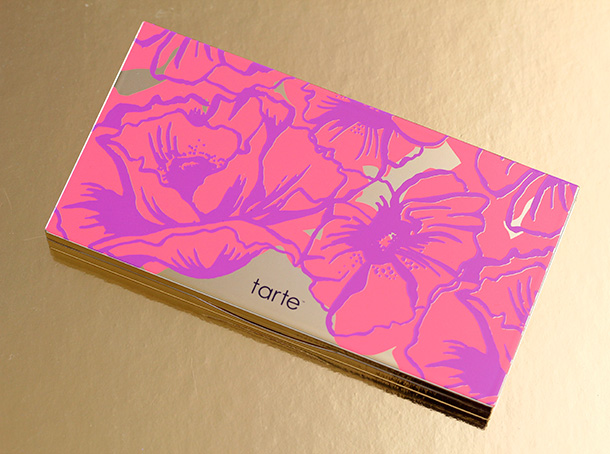 tarte summer 2015 poppy picnic